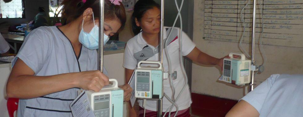 Medizinische Grundversorgung